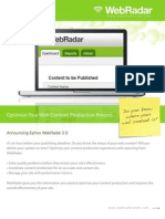 WebRadar2.0