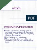 Impregnation Infiltration