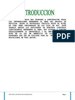 Recurso de Revision, Trabajo Final Penal IV