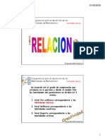 d15 Relacion