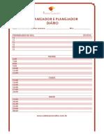 Organizador Diário