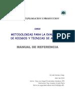 Manual de Metodologias Analisis de Riesgo 2003