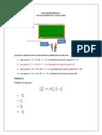 1.2.1.) Evaluación Módulo 1