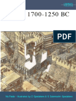 (Fortress Volume 17) Nic Fields, Donato Spedaliere, Sarah Sulemsohn Spedaliere-Troy c. 1700-1250 BC-Osprey Publishing (2004)