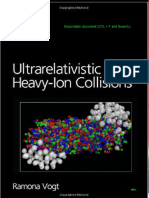 HEP Ultra Relativistic Heavy Ion Collisions by Ramona Vogt