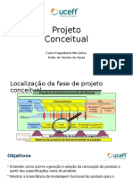 Aula Projeto Conceitual