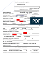 Ficha de Datos Basicos
