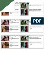 Actividades de Comprensión Lectora Subraya La Respuesta Correcta