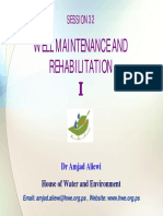 Well Maintenance and Rehabilitation (Session 32-34)
