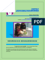 Monografia Neurosicoeducacion Alicia.dimeo