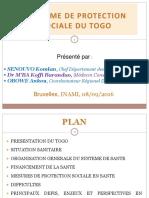 Protection Sociale - Présentation Togo