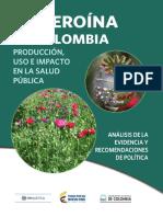 La Heroina en Colombia