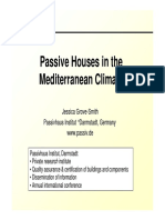 House in Mediterranean Climate