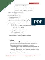 Criterios de Convergencia Para Funciones