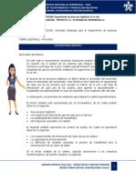 GUIA ACTIVIDAD INTEGRADA_seguimiento de Procesos Logísticos en La Red _1