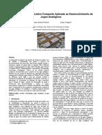FCECF Um Método Iterativo Composto Aplicado Ao Desenvolvimento de Jogos Analógicos