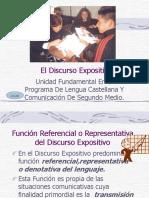 200607061442240.El Discurso Expositivo.ppt