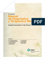 DIAGNÓSTICO. Manual de Diagnostico y Terapeutica Medica
