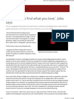 Cache_Text of Steve Jobs' Commencement Address (2005)