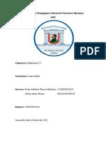 Informe de Motor Con Imanes Permanentes PDF