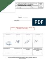 Dc147 Trabajos en Edificaciones (Administrativos en Oficinas, Limpieza y Hoteleria)