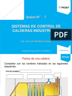 Sesion 7 Ejercicio de Aplicacion - Calderas Industriales