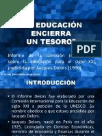 La Educación Encierra Un Tesoro