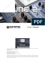 DUNE 2.5 Manual