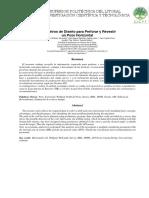 Parámetros de Diseño para Perforar y Revestir un Pozo Horizontal.pdf