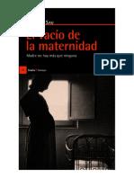 Victoria Sau - El Vacio de La Maternidad