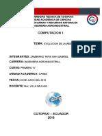 Ensayo Info