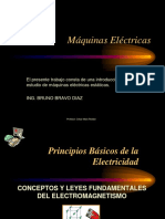 Conceptos Fundamentales - Electromagnetismo I 2017