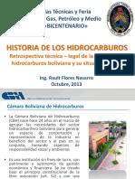 Historia de Los Hidrocarburos