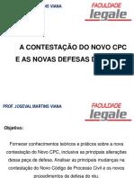 002 CURSO  NOVO CONTESTAÇAO.ppt