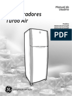 Refrigerador Duplex Turbo Air
