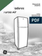 Refrigerador Duplex Turbo Air
