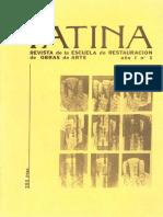 Revista Patina 1
