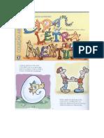 Alfabeto - Historinha Para Imprimir Cada Letra Uma Aventura