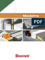 Catalogo Madeira - Starrett
