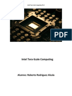 Intel Tera Scale