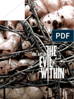 The Evil Within ArtBook