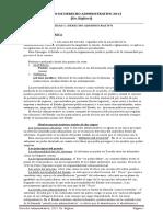 Resumen de Derecho Administrativo 2013 Federico