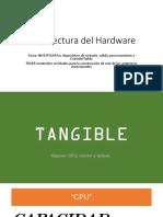 Arquitectura Del Hardware