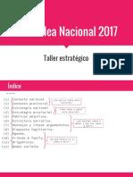 Taller Asambleístas LOS RIOS