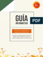 Guia Informativa Violencia de Genero