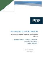 Plan de Acción Informe 2017