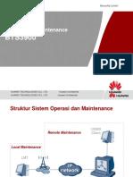 Operasi Dan Maintenance BTS3900 1.0