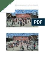 Cancha Polideportiva de La Escuela Oficial Rural Mixta Cantón San Antonio Nimá i