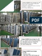 SUNCHI Energy -8KW 12KW 15KW-Best DC Inverter Heat Pump