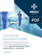 Health and Social Care Simulation